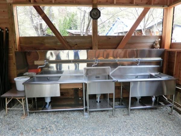 画像2: 炊事場