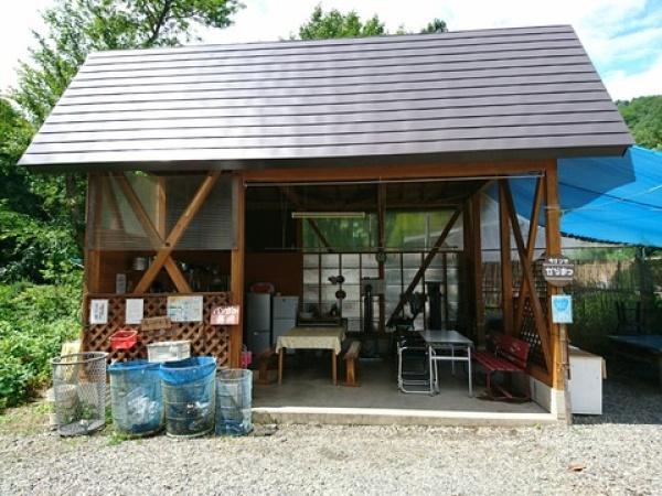画像1: バンガロー専用炊事場